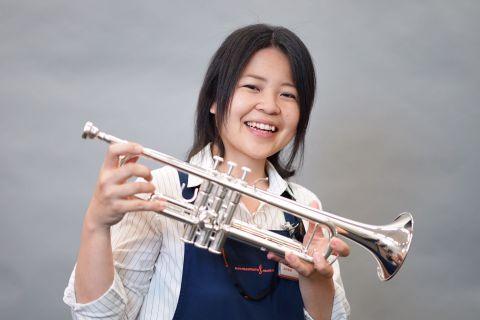 スタッフ写真管楽器アドバイザー/管楽器/弦楽器/楽譜古賀