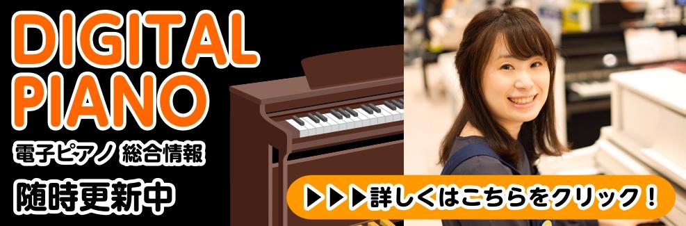 電子ピアノ総合情報ページ