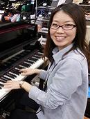 太田店ピアノインストラクター伊藤