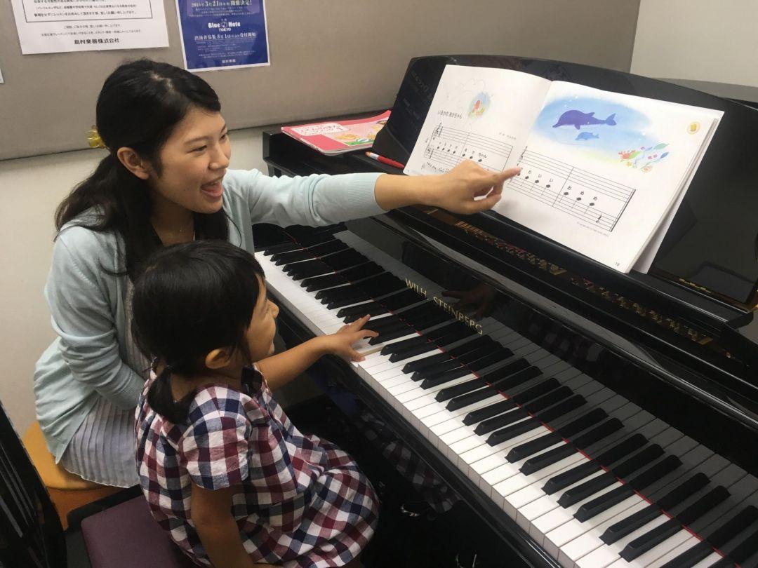 音楽教室総合案内ピアノレッスン