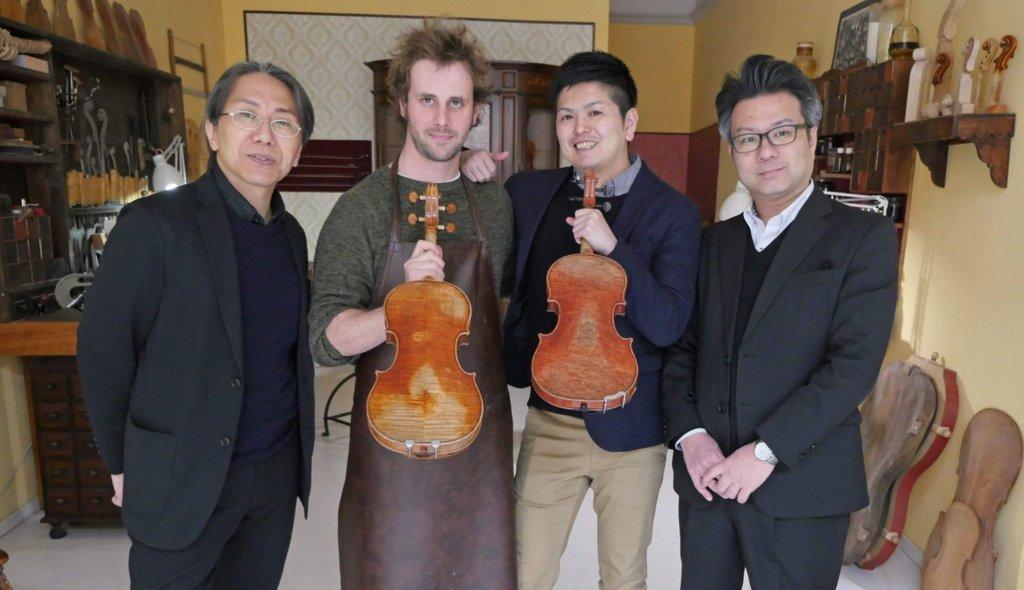 弦楽器フェスタ開催!2018/11/23(金)~25(日)@島村楽器グランフロント大阪店