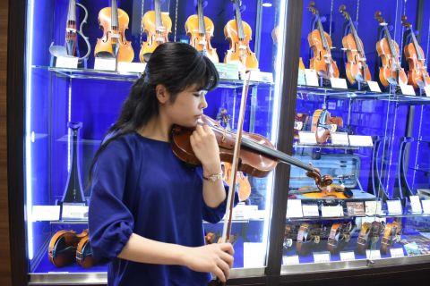 スタッフ写真バイオリンサロン(音楽教室)石川