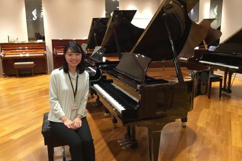 スタッフ写真ピアノサロン(音楽教室)黒田