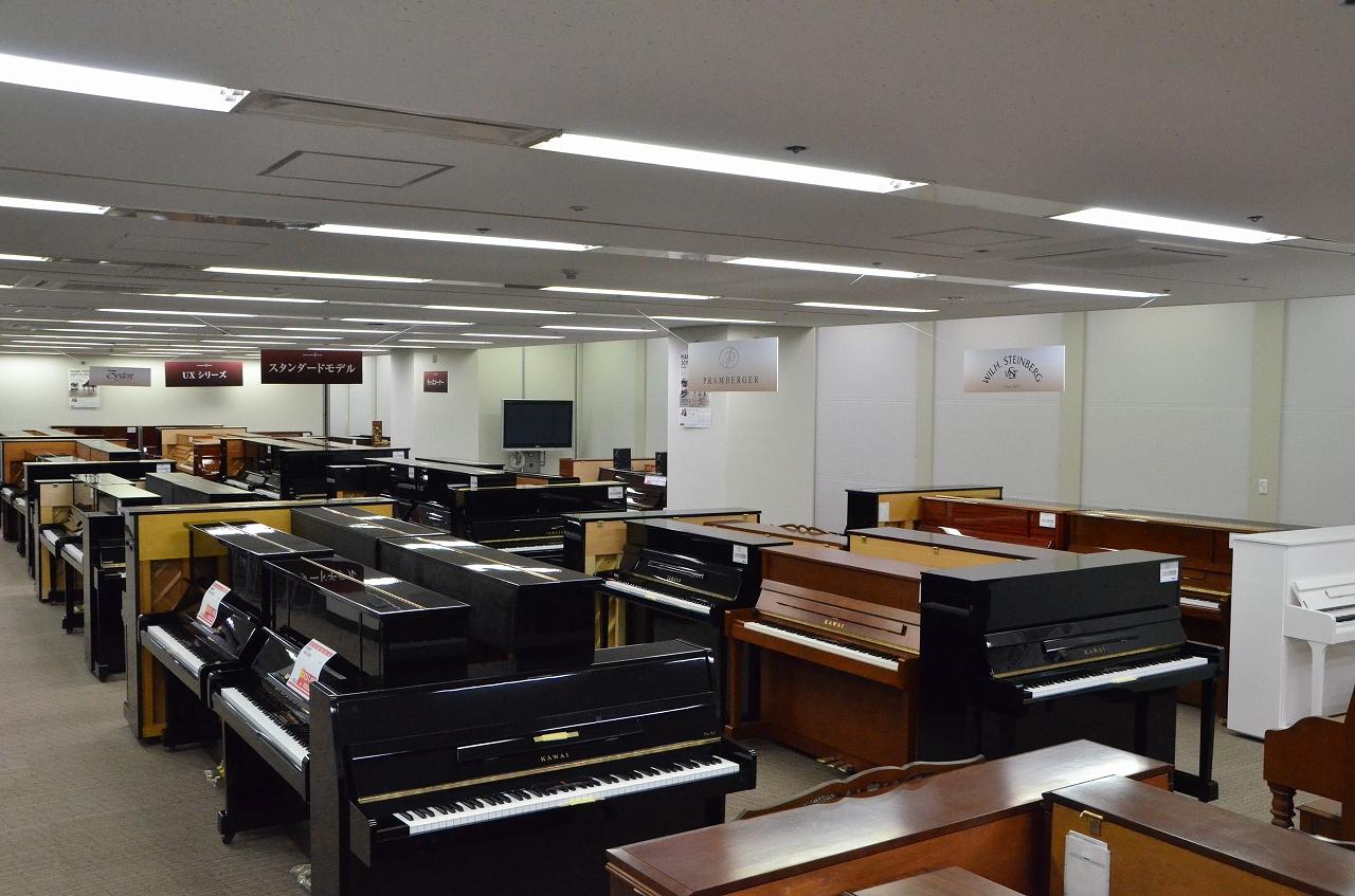 ピアノフェスタ2020大阪 昨年の様子