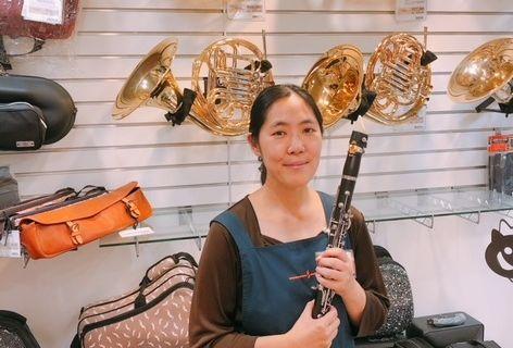 スタッフ写真管楽器全般浅田