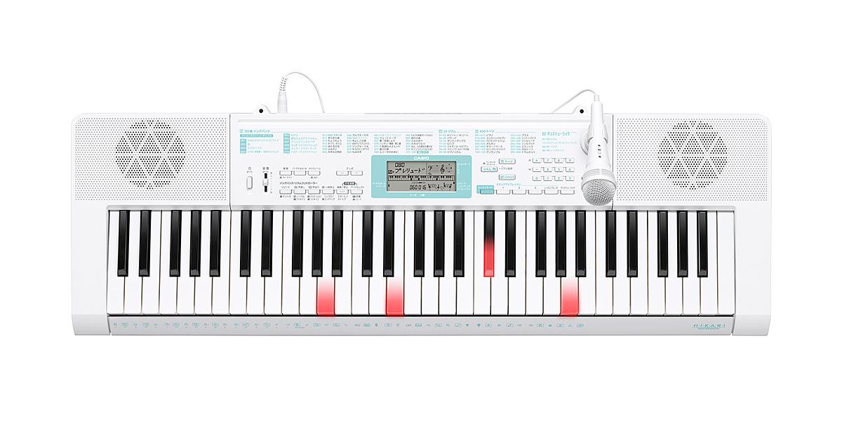 島村楽器 キーボード カシオ 利府 LK-128