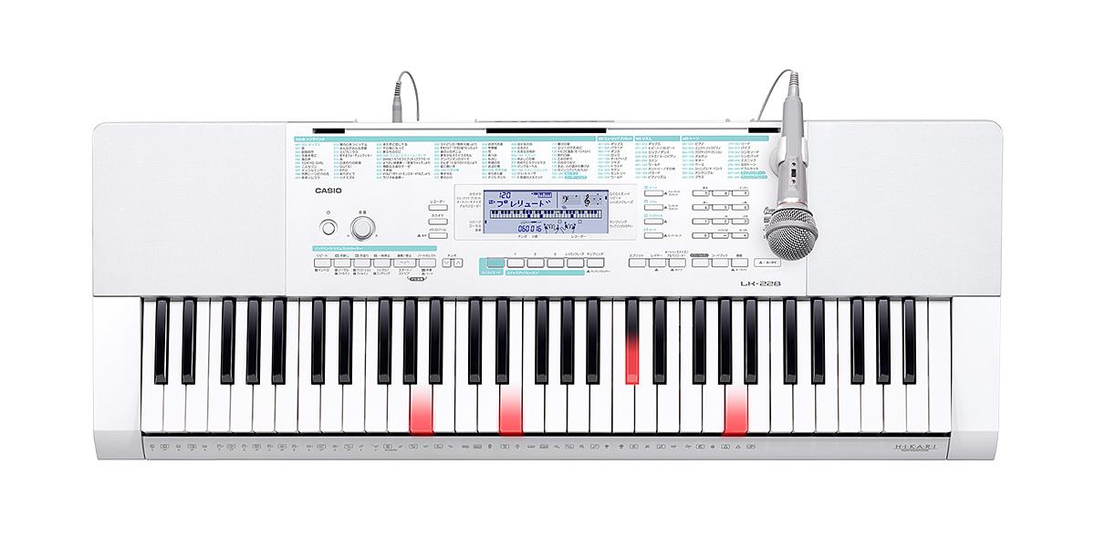 島村楽器 キーボード カシオ 利府 LK-228
