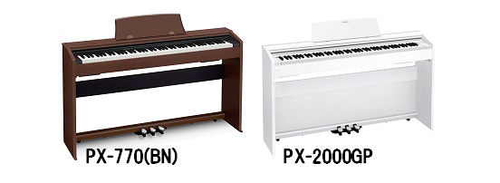 島村楽器 利府 電子ピアノ カシオ