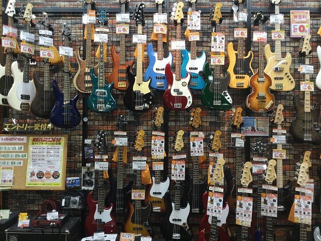 島村楽器 ベース Fender