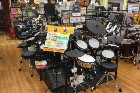 島村楽器 宮城 利府 電子ドラム