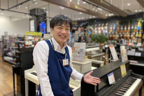 スタッフ写真店長多田