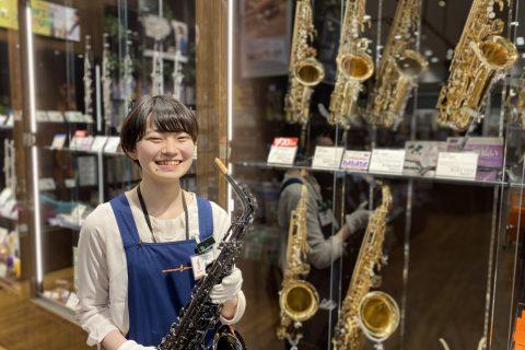 スタッフ写真管楽器藤田