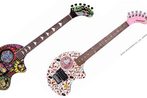 フェルナンデス ZO-3 ギター