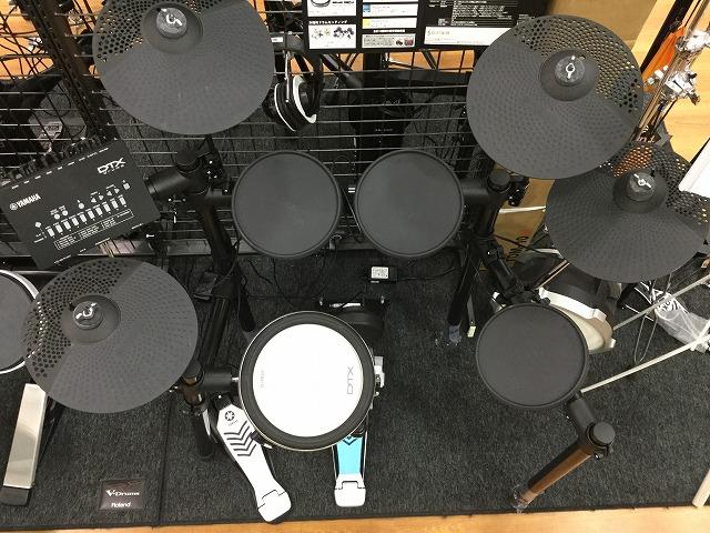 島村楽器 利府 宮城 電子ドラム YAMAHA