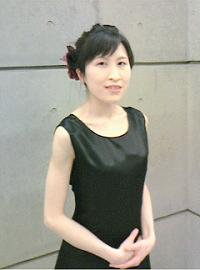 ピアノ科講師南里紫穂
