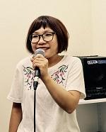ボーカル科講師 池田鮎生