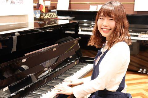 スタッフ写真音楽教室・鍵盤楽器(ピアノ・電子ピアノ・キーボード)高城