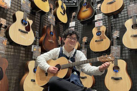スタッフ写真アコースティックギター・管楽器益若