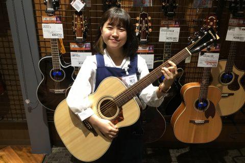 スタッフ写真ギターアクセサリー・弦瀧口