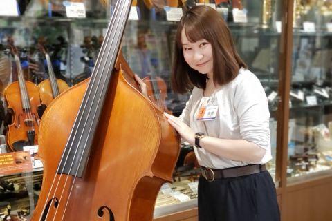 スタッフ写真音楽教室スーパーバイザー高橋佑梨亜
