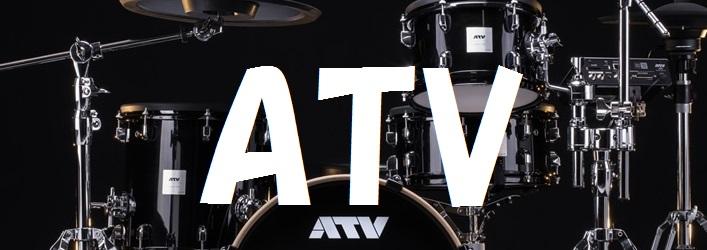 ATV 展示電子ドラム