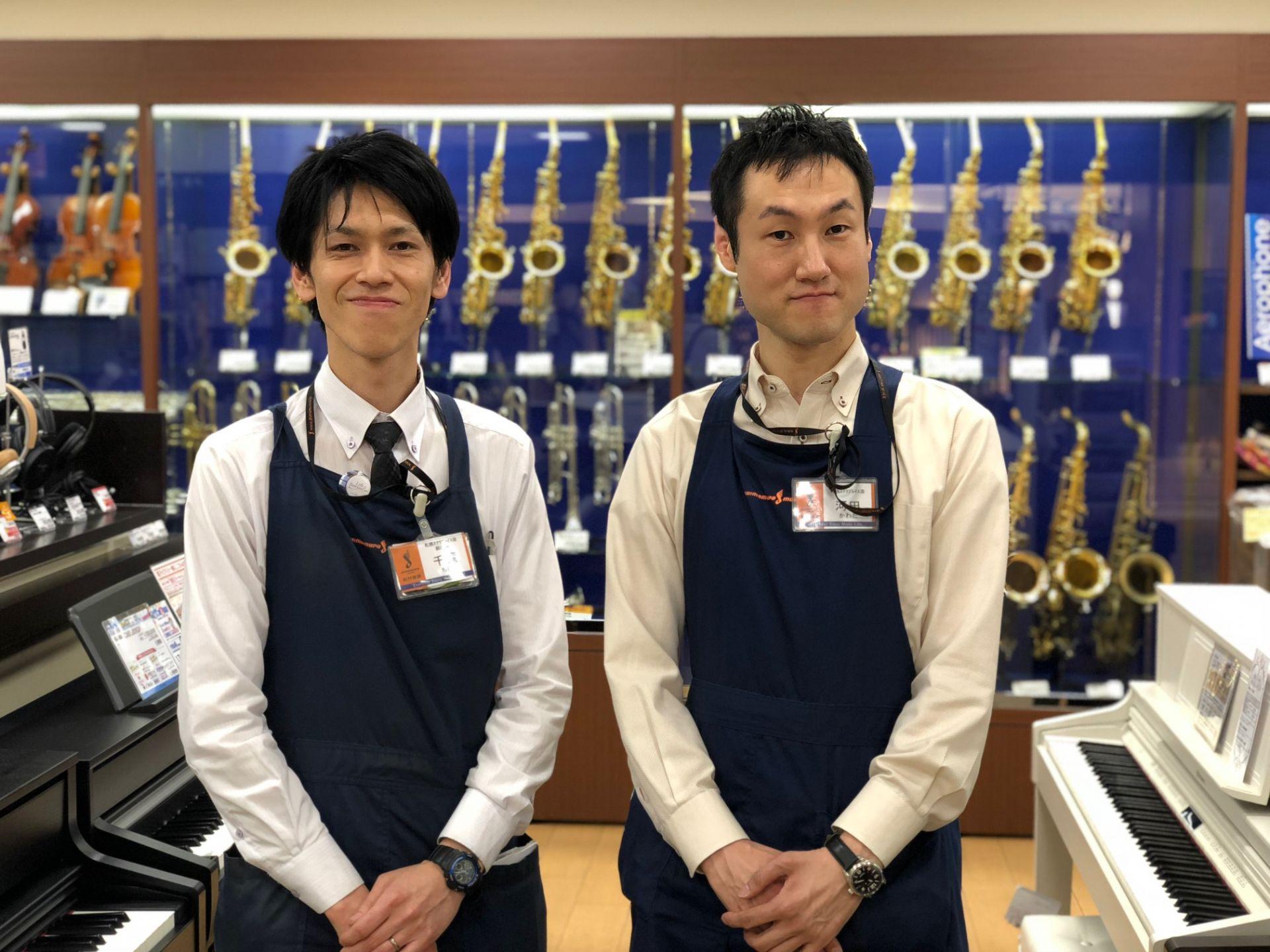 札幌ステラプレイス 電子ピアノ