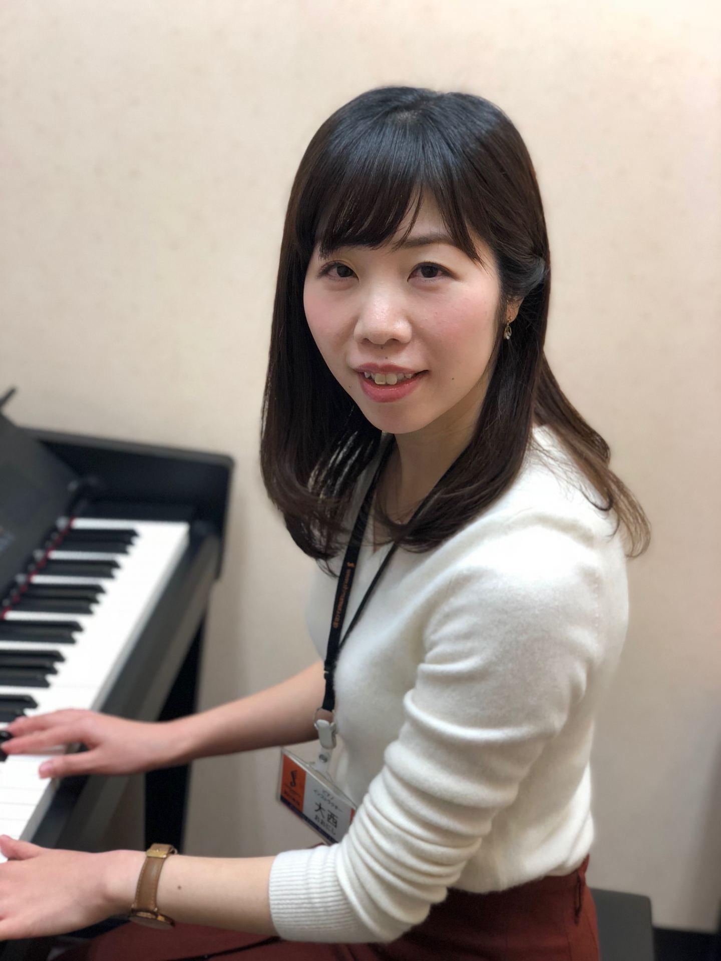 ピアノインストラクター大西