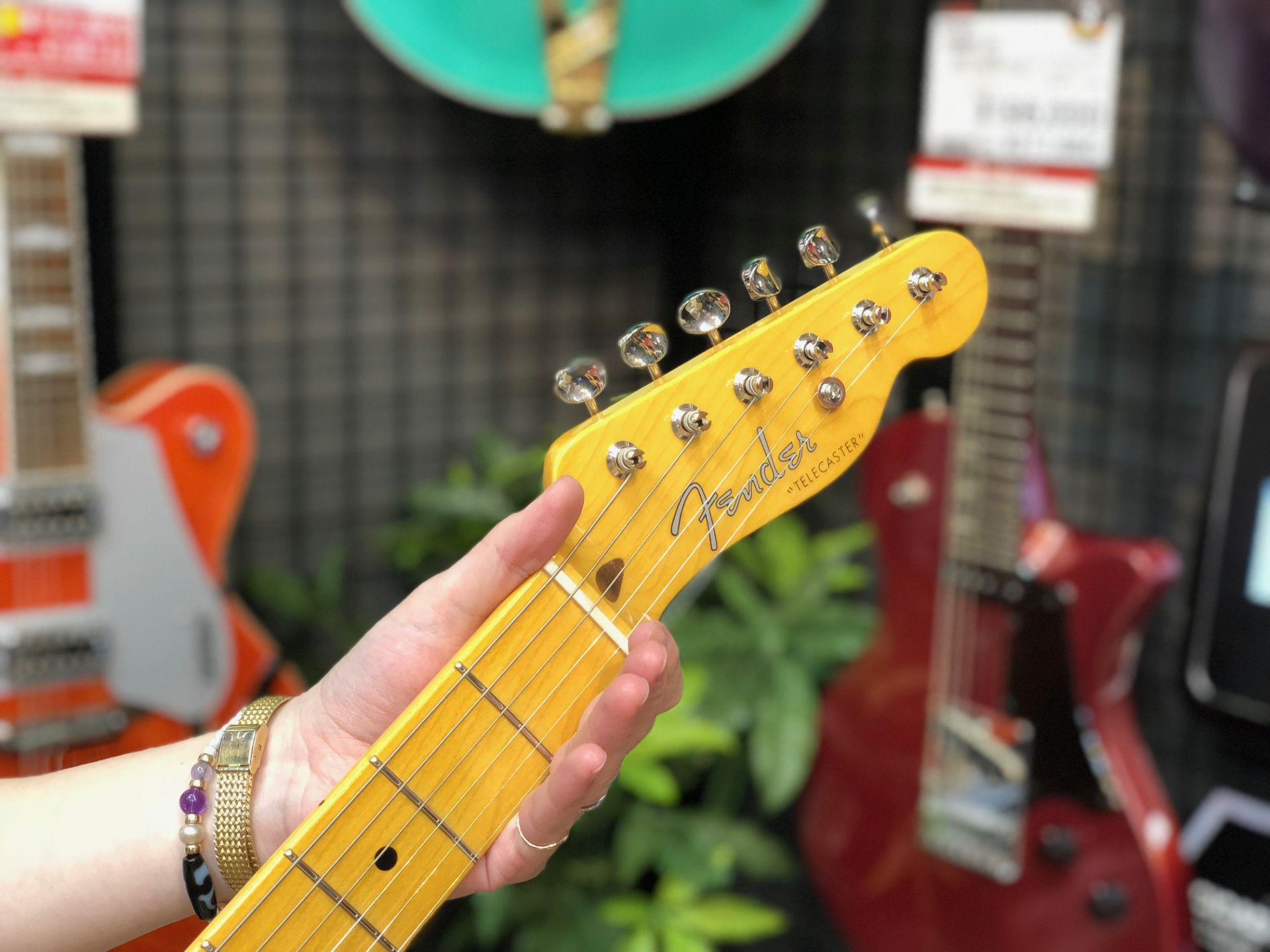 Fender Japan Traditional 50s TELECASTER®