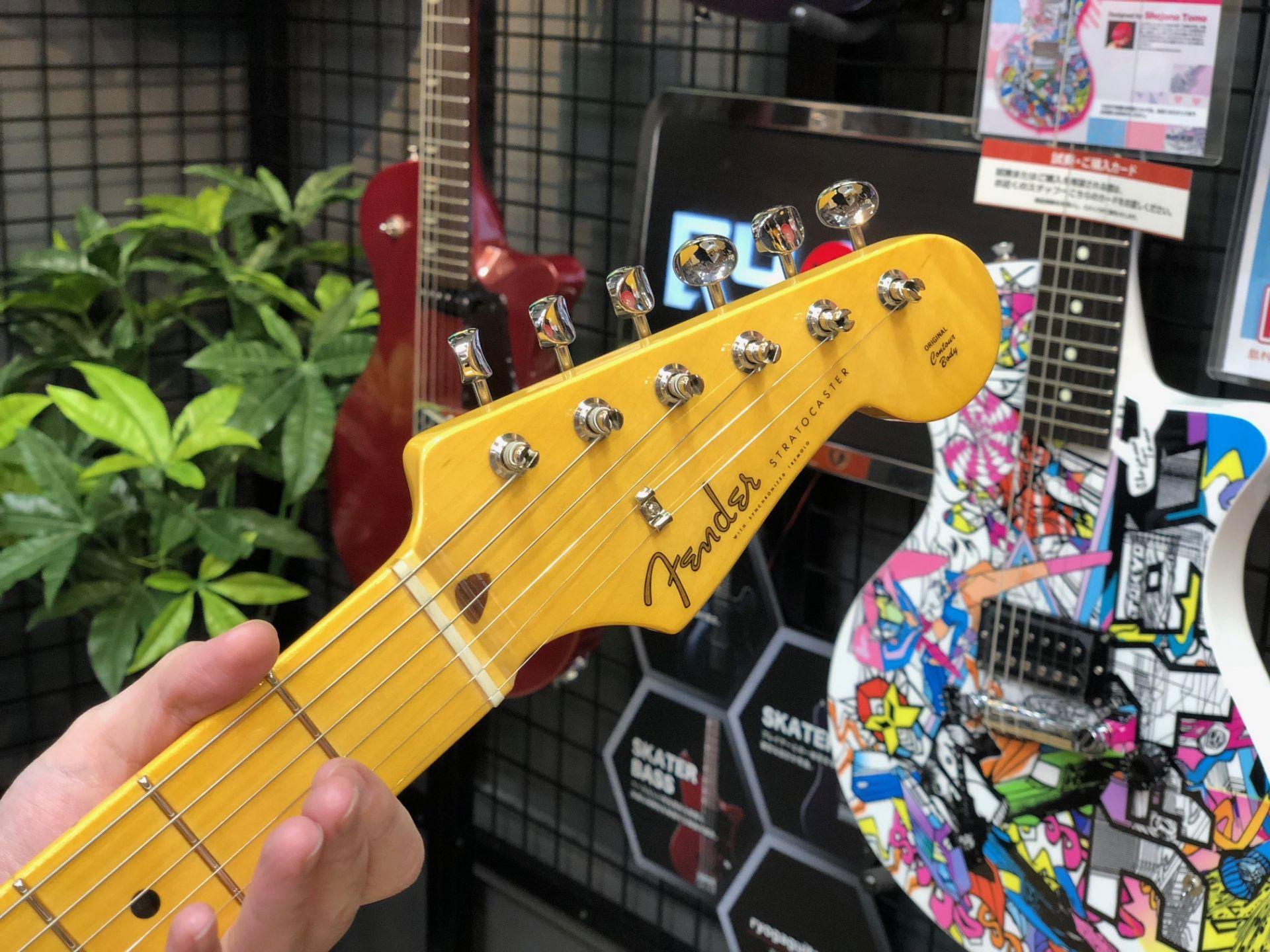 Fender Japan Traditional 58 Stratocaster®