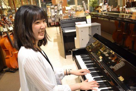 スタッフ写真ピアノ・保育士ピアノ・ソルフェージュインストラクター信山