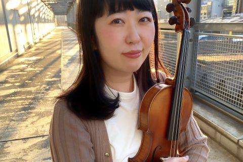 スタッフ写真ヴァイオリンインストラクター / 弦楽器 /弦楽器アクセサリー担当竹村