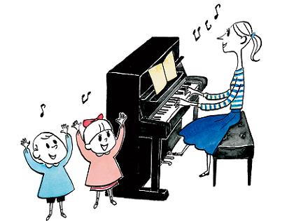 保育士ピアノサロン