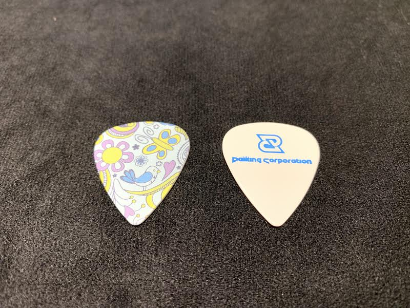 Daiking Corporation / D-PICK PaisleyBird