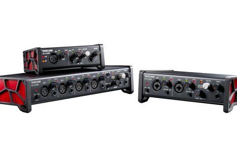 TASCAM オーディオインターフェイス US-HRシリーズ