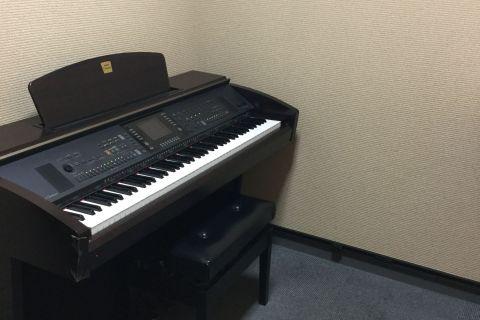 ピアノサロンのお部屋はこちら