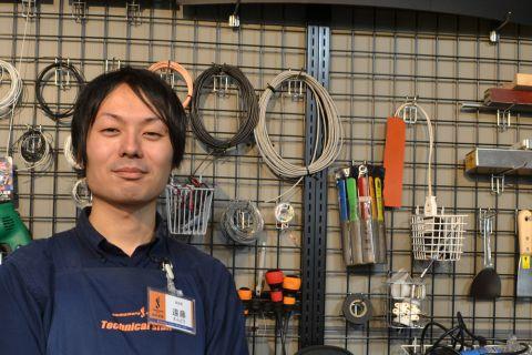 スタッフ写真リペア遠藤