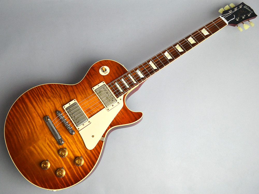 Standard Historic 1959 Les Paul VOS The Beauty Of The Burst Cover Burst画像