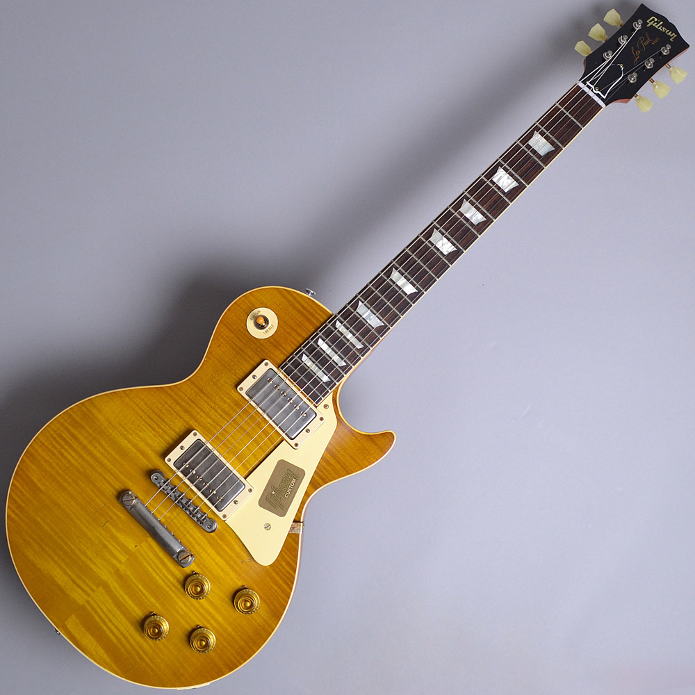 2017 Limited Run 1958 Les Paul Hard Rock Maple Heavy Aged画像