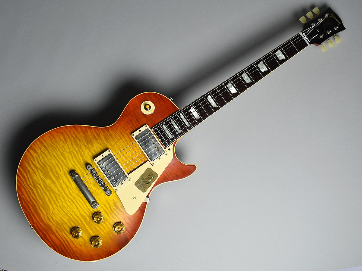 True Historic 1959 Les Paul Standard M2M Sonoran Fade Vintage Gloss画像