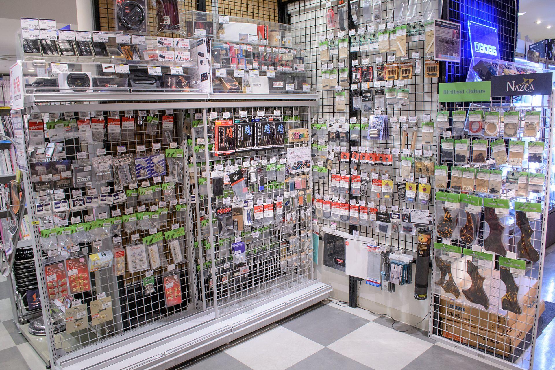 島村楽器 新宿PePe店 リペアパーツ画像