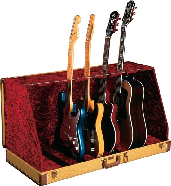 FENDER GUITAR CASE STANDS (7 GUITAR)画像