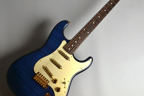 Made in Japan 2020 Limited Stratocaster Indigo Dye