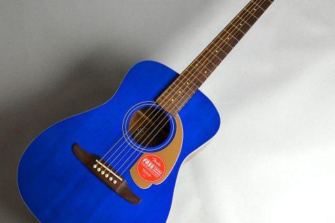 Fender FSR Malibu Playerの全体画像