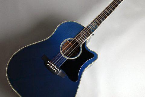 Takamine LTD2021 -Blue Rose-の全体画像