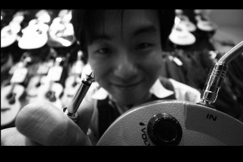スタッフ写真ギター・ベース系・エフェクター・アンプ・ギターアクセサリー千葉