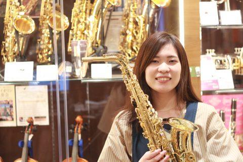 スタッフ写真管楽器・楽譜笛木