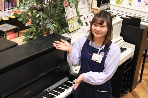 スタッフ写真鍵盤楽器(ピアノ・キーボード)・ウクレレ河﨑