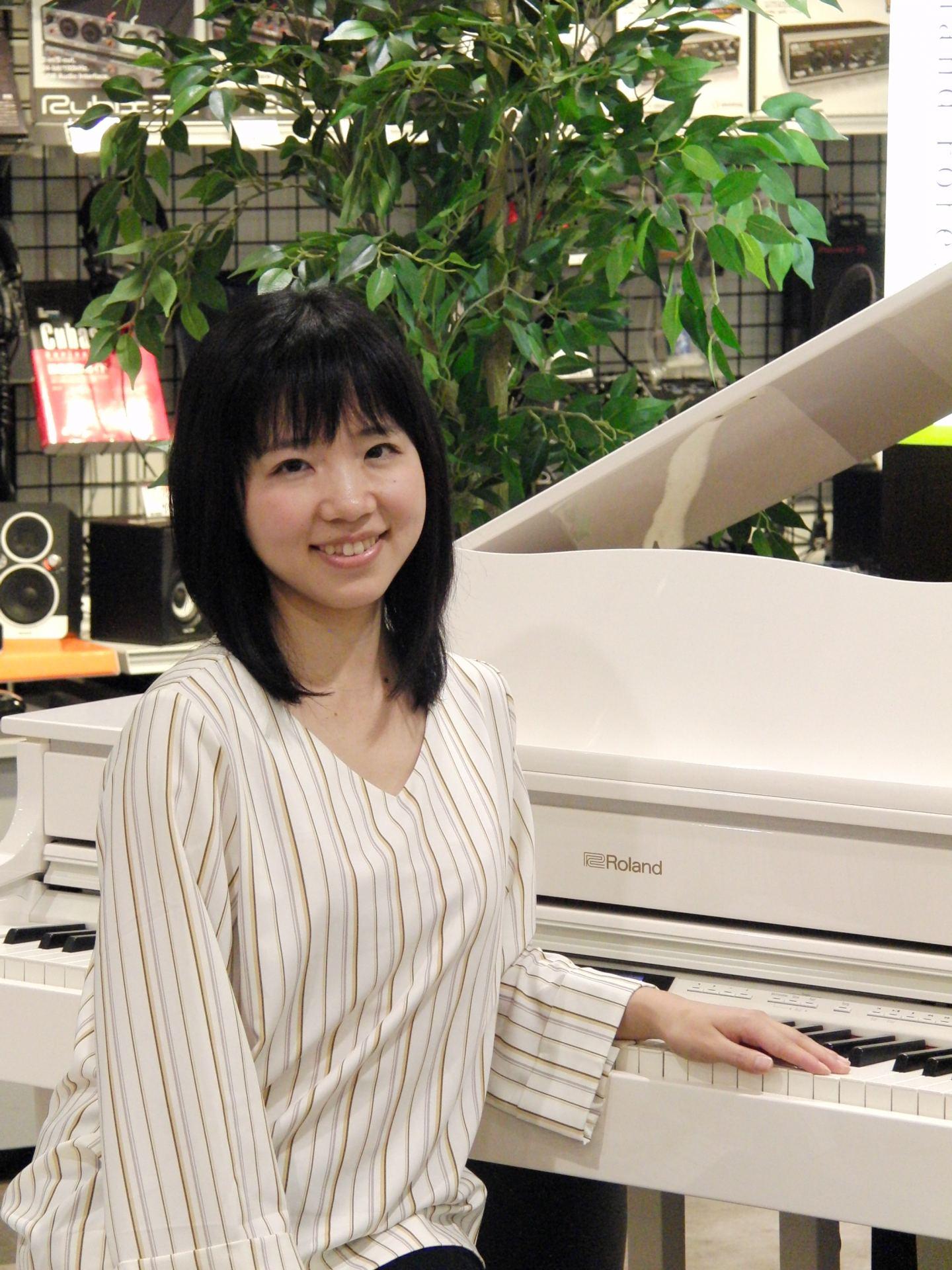 新所沢・所沢・ピアノ・教室・レッスン・櫻井奈津美・島村楽器
