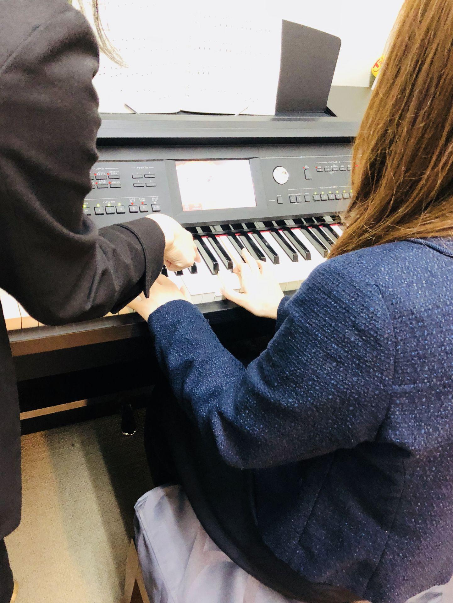 新所沢・所沢・ピアノ・教室・レッスン・島村楽器・体験