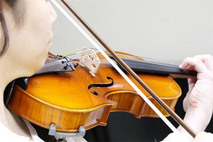 分数バイオリン
